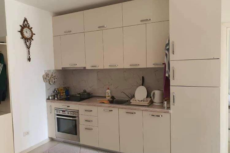 One bedroom apartment 1 + 1. 53 m2.