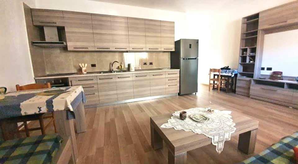 Двухкомнатная квартира 1+1. 70 m2.