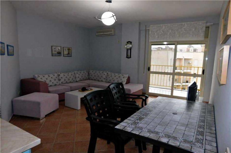Двухкомнатная квартира 1+1. 61 м2