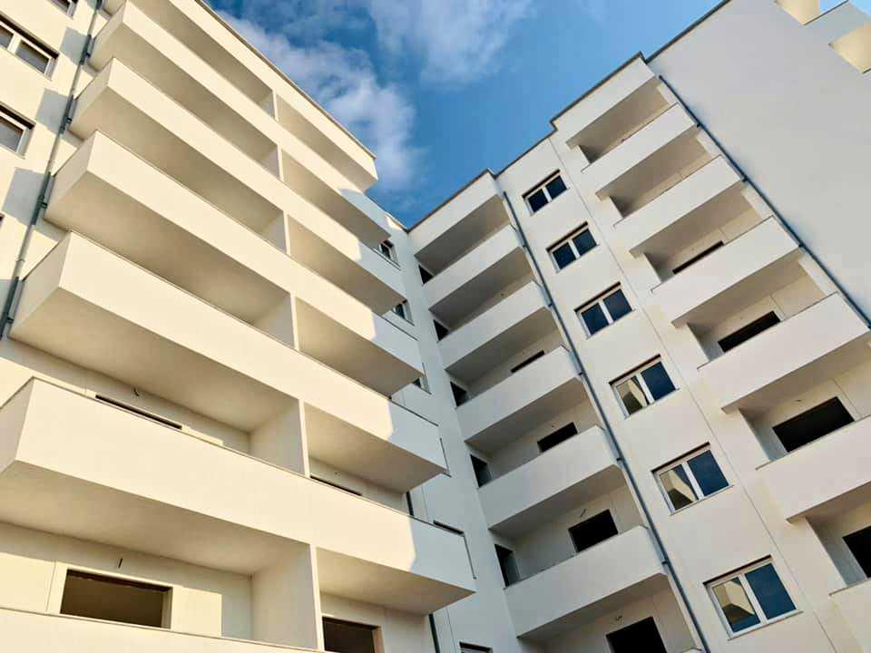 Квартиры в новостройке площадью от 55 м2 до 82 м2. Голем.