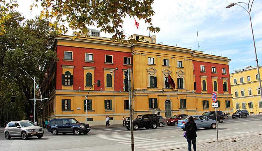 Тирана. Возрожденная столица Албании