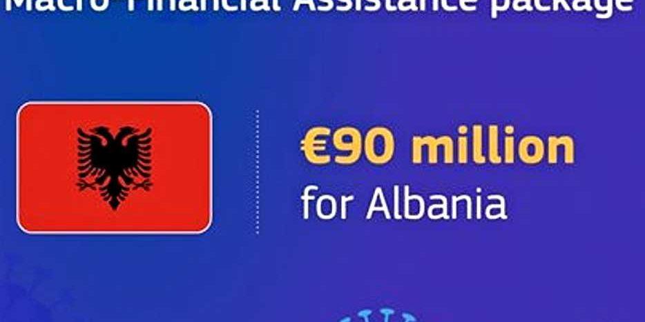 Европейская комиссия выделяет 90 миллионов евро Албании на борьбу с Covid-19