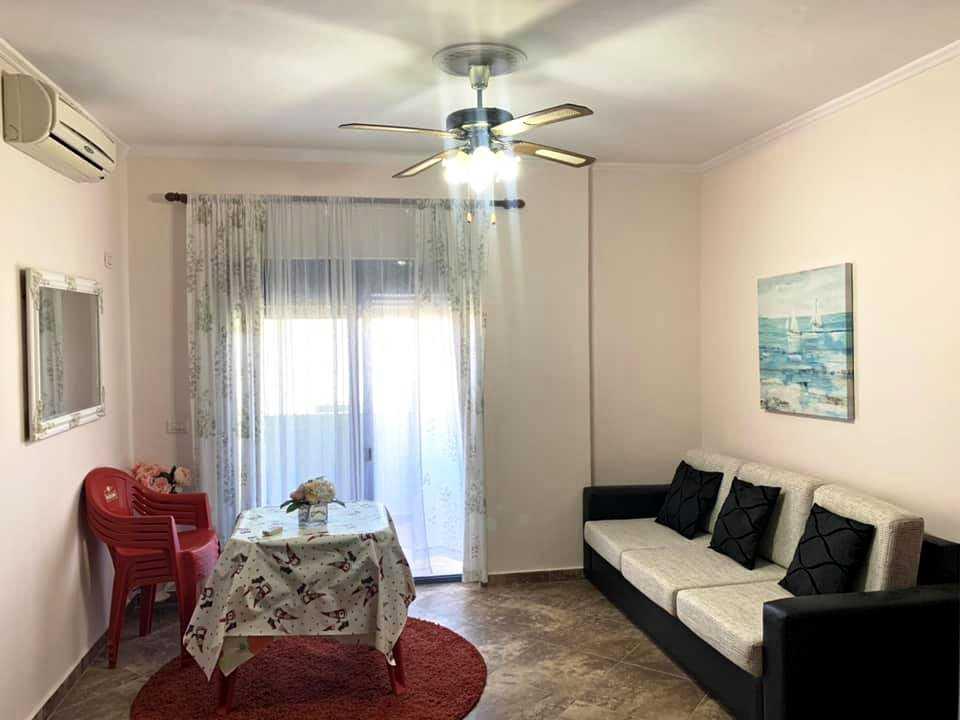 Двухкомнатная квартира с видом на море, 1+1. 50m2. Голем, Дуррес
