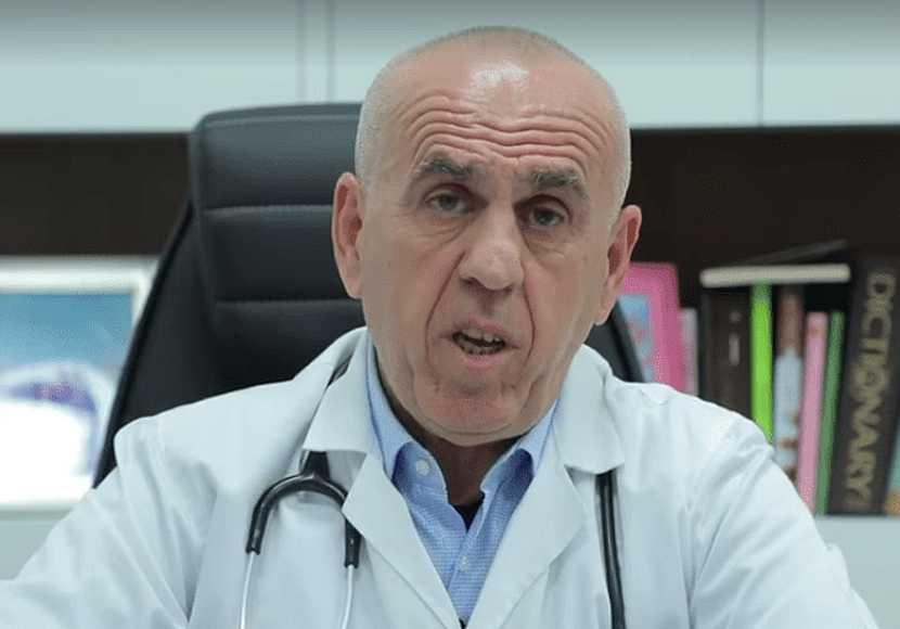 коронавирус в Албании