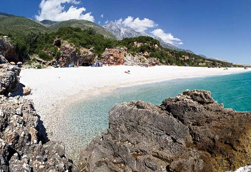 Palasa идеально подходит для пляжных бездельников, желающих избежать толпы © Francesca Pianzola / Shutterstock