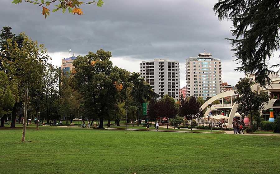 Парк «Риния»