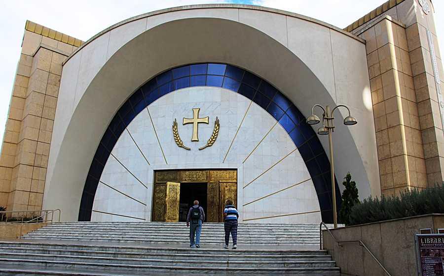 Новый православный собор Тираны «Воскресение Христово»