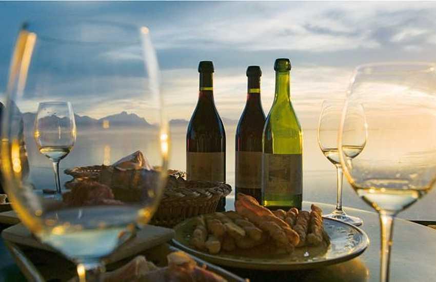 Дегустация вин в Албании