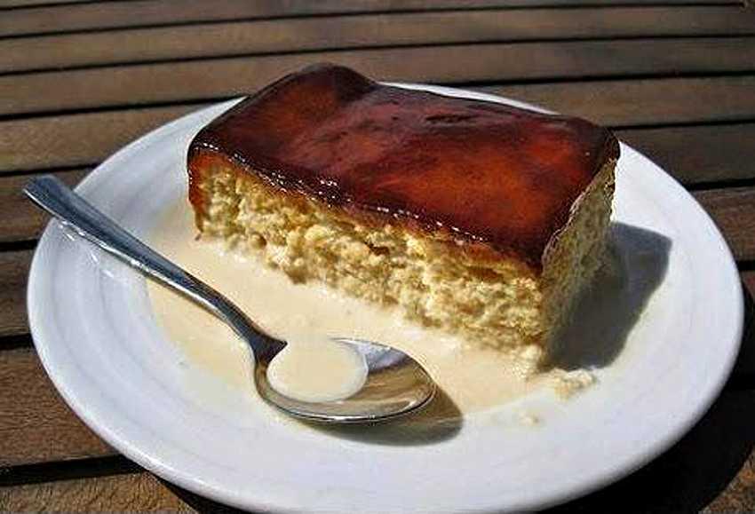 Десерт «Трилече»