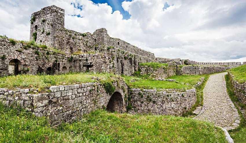 Крепость Розафы.
