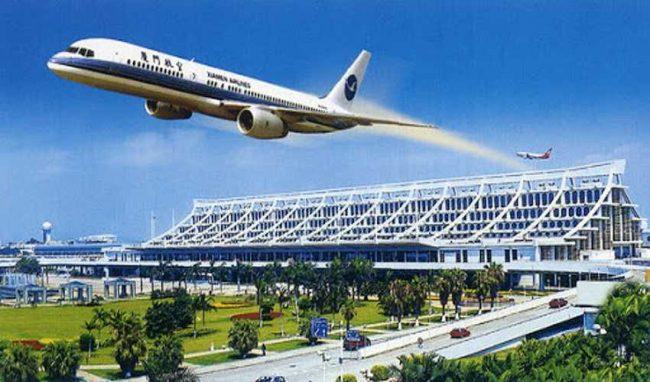 Международный аэропорт Албании в Тиране.