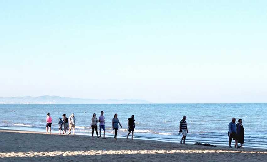 Пляж Дурреса