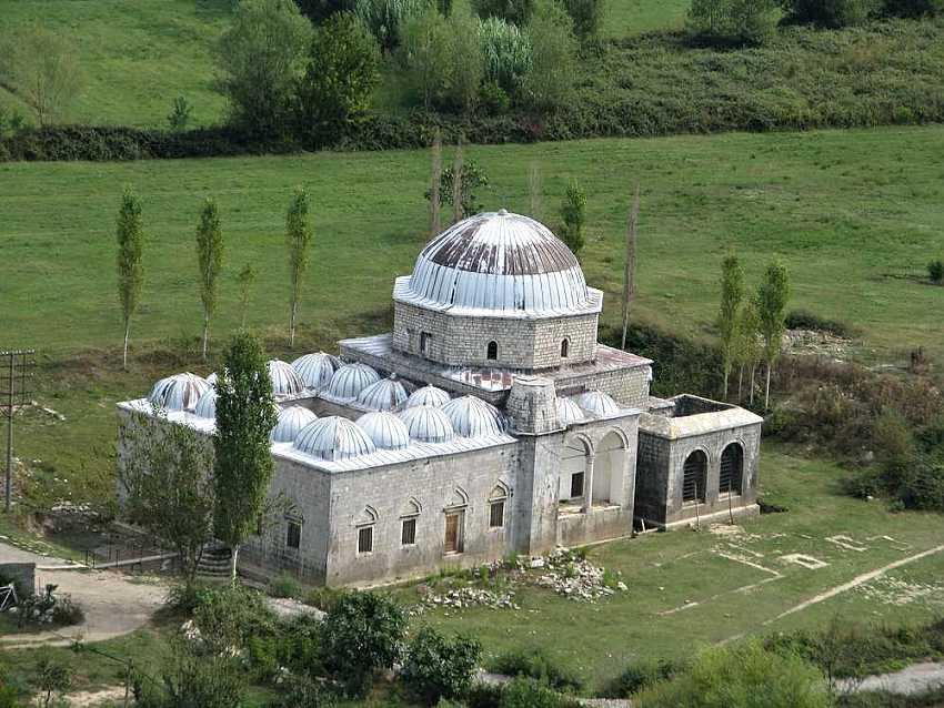 Свинцовая мечеть.