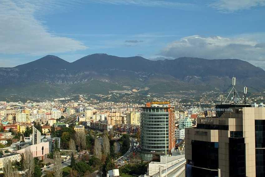 Тирана является столицей Албании, и в ней турист может провести немало времени