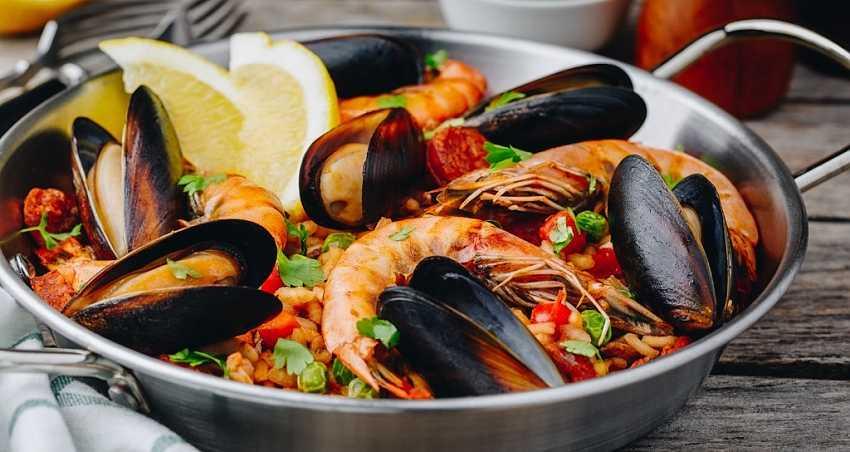 Рыбные блюда Албании